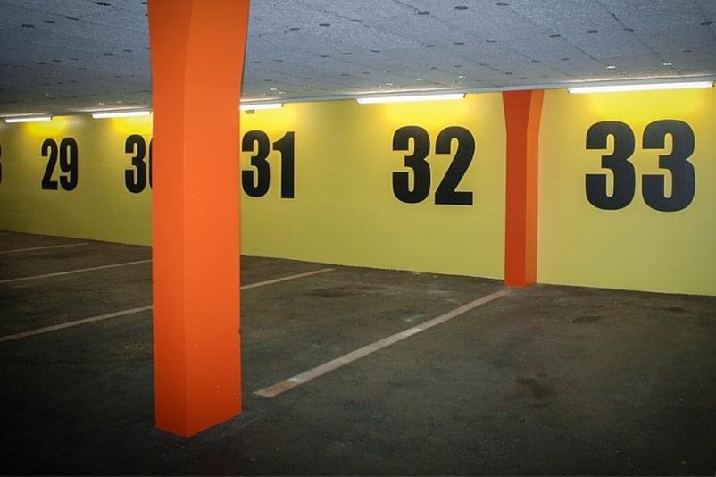Parkplatzmarkierung Vorschriften